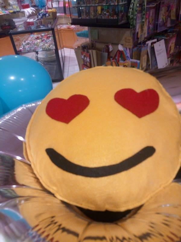il cuscino emoticons